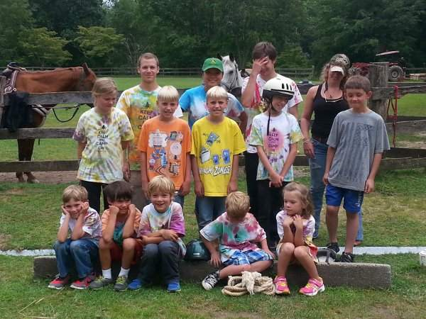 Trillium Campers came riding again